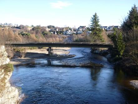 Major works to begin on Craigellachie Bridge next week: Major works to begin on Craigellachie Bridge next week