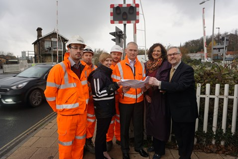 Crucial flood partnership scheme finished in North Yorkshire