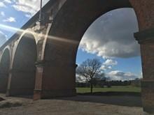Holmes Chapel viaduct 3