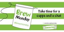 Samaritans Brew Monday banner ad