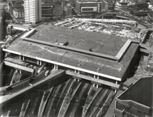 The redevelopment of Birmingham New Street in the 1960s