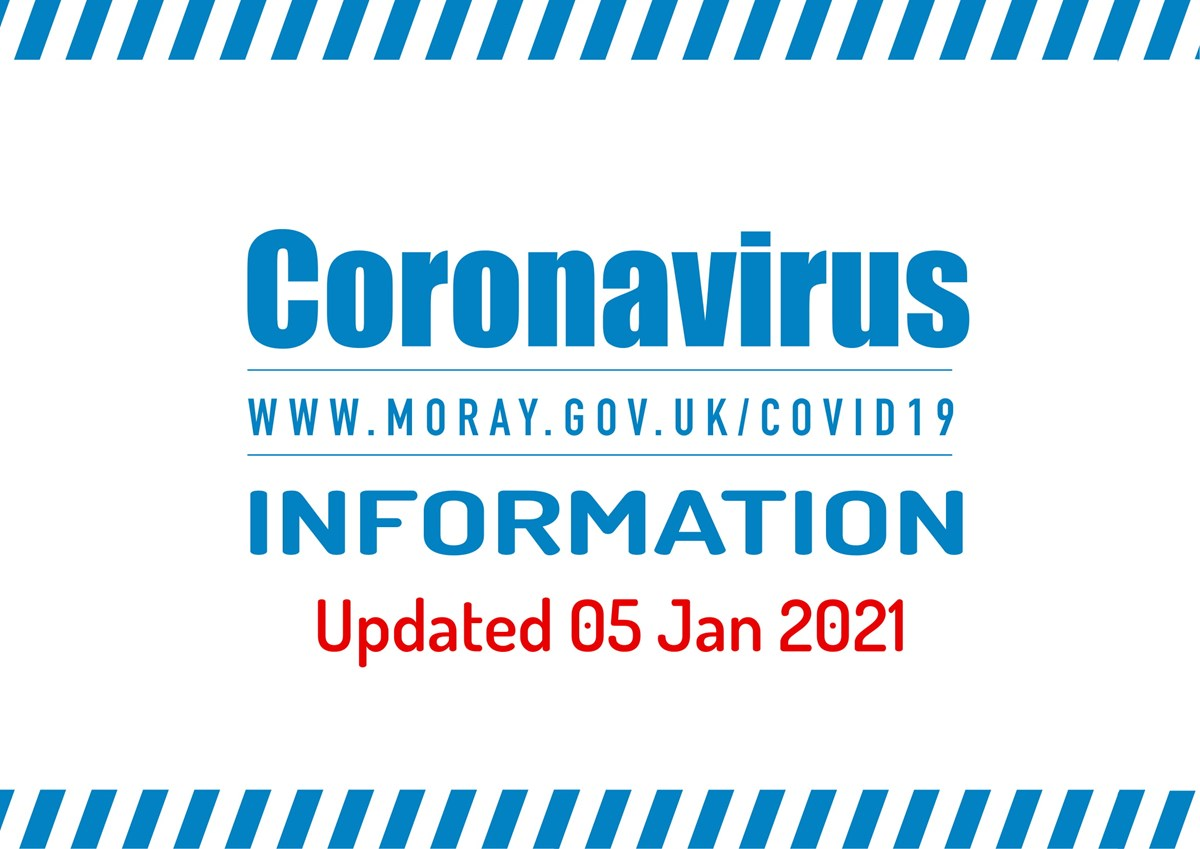 Update to council services 5 January 2021