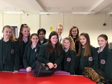 Students at Frances Bardsley Academy learn about engineering careers