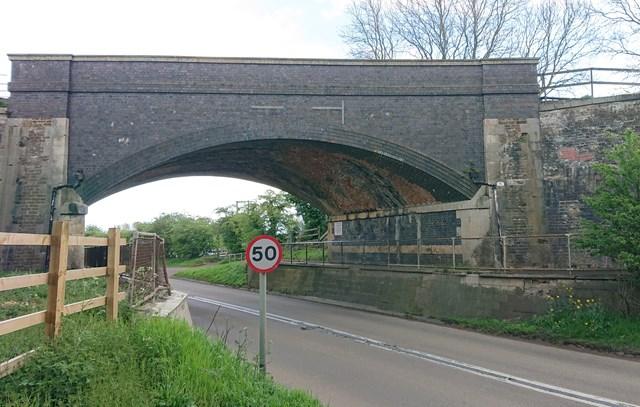 Network Rail begins major project to upgrade Rutland railway bridge next month