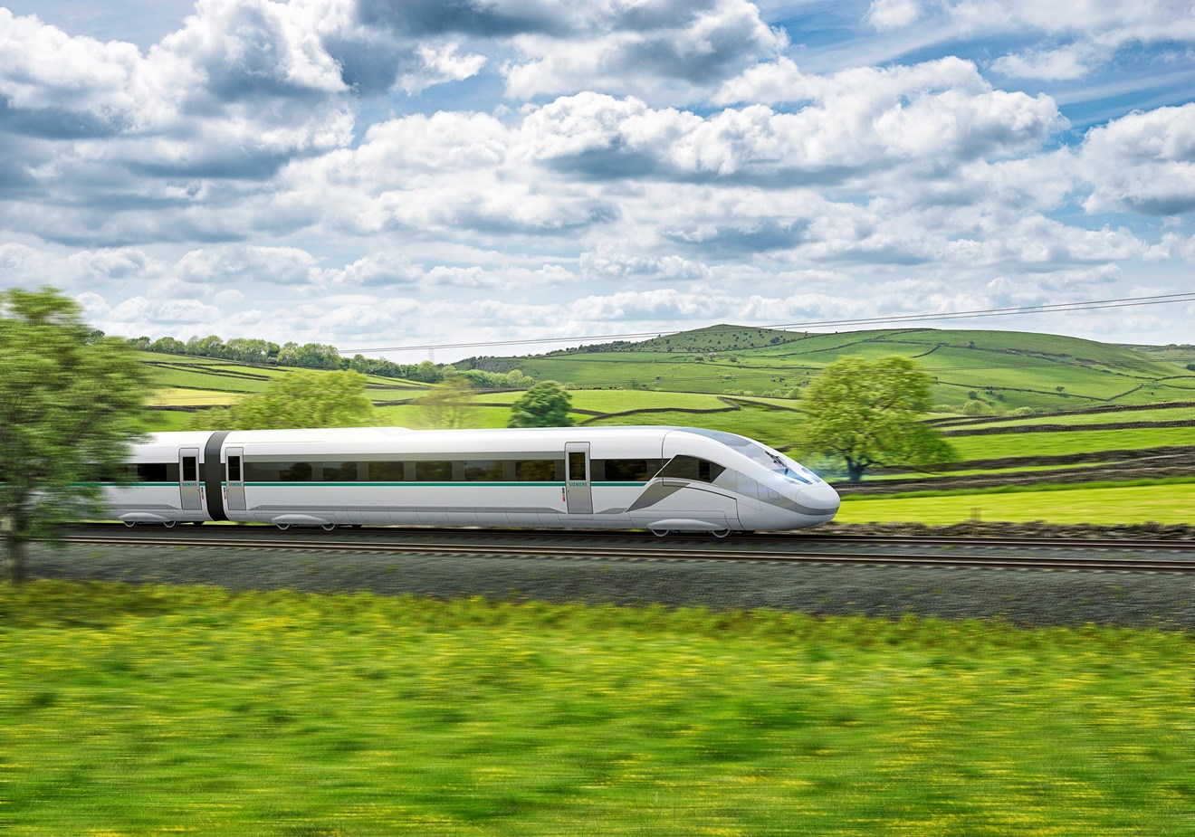Siemens Mobility to showcase latest high-speed train at Railtex 2019: velaro-novo-uk-691282910-eci