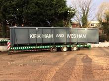 Kirkham footbridge