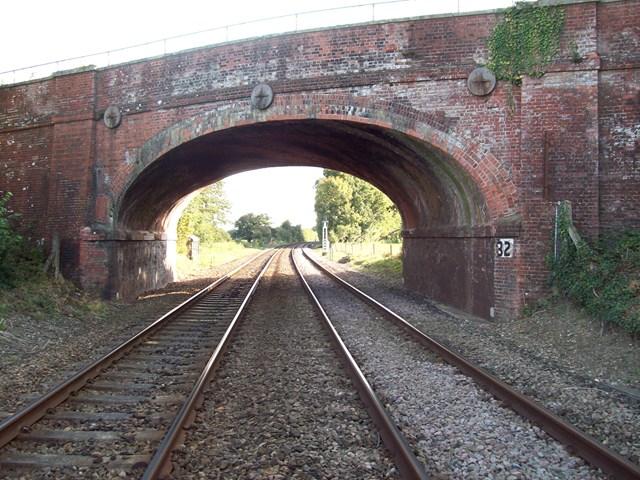 SPRING START FOR ROMSEY BRIDGE RECONSTRUCTION: Ashfield Bridge, Romsey