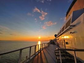 Saga Cruises - Spirit of Discovery - sun deck