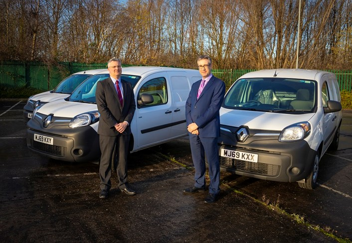 Free trials of electric vans for organisations in West Yorkshire: lcc-ev-car-launch-jan-2020-17.jpg