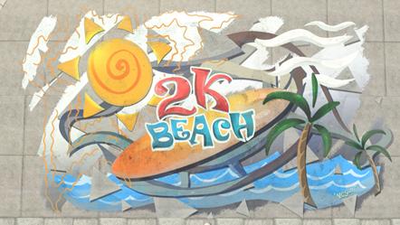 NBA 2K21 - Welcome to 2K Beach