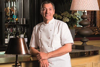 Four-times Michelin-star chef Daniel Galmiche to share passion for 'proper' French food on Spirit of Adventure: GEN Daniel Galmiche MISC 25586