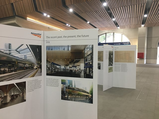 London Bridge is 180 years old - Passengers invited to find out more about the fascinating history of London's oldest station: LB 180