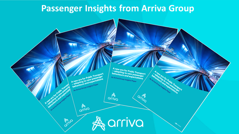 Arriva Group Passenger Trends Insights Paper: Insights Paper Visual