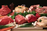 Beefing up production: Food-drink-raw-meat