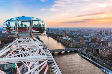 Silicon Valley Calling London: londoneye