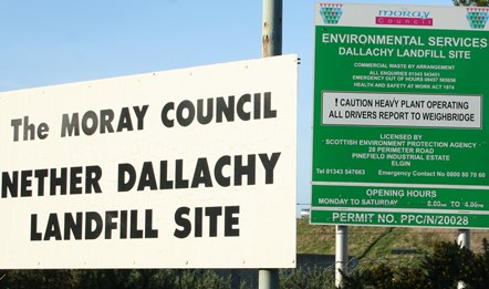 Moray signs up to energy-from-waste initiative