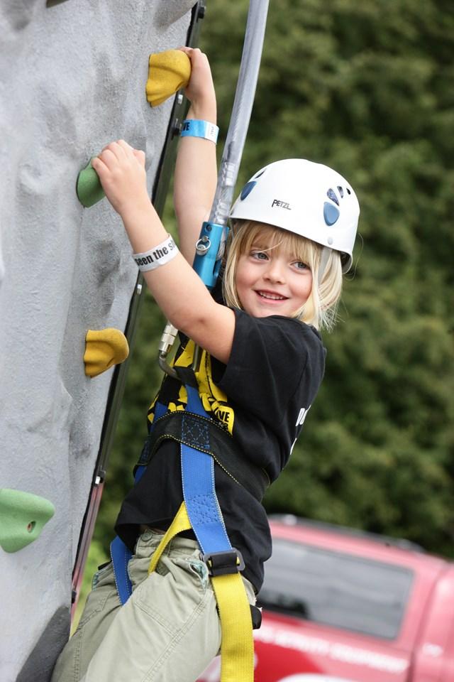 No Messin' Coventry 2008 Climbing
