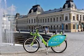 On your bike: Arriva launches bike-sharing scheme in Slovakia: On your bike: Arriva launches bike-sharing scheme in Slovakia