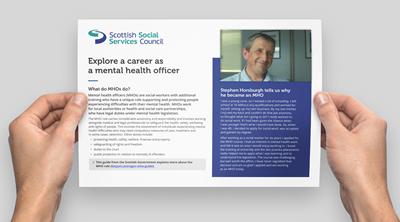 Explore a career as a mental health officer