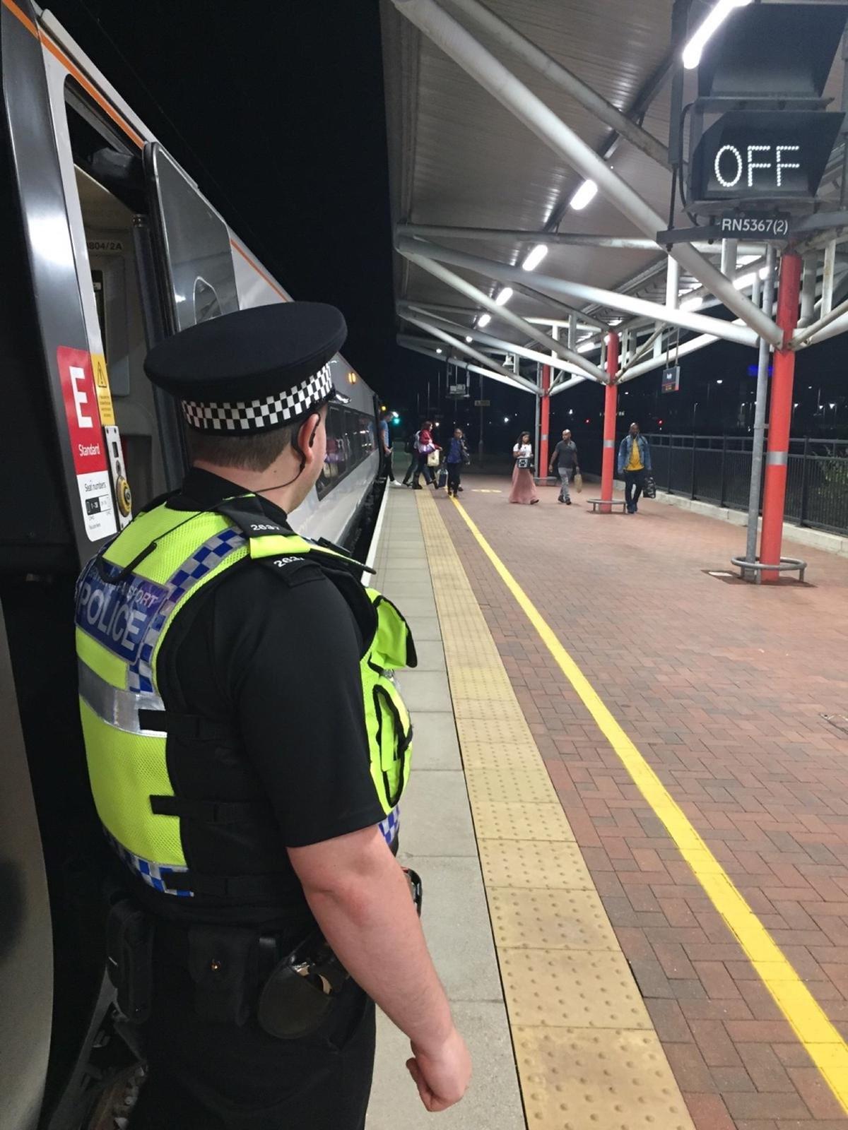 Josh (British Transport Police 2)
