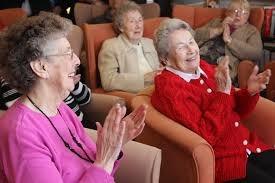Older people's information event
