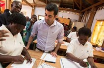 International development grants: Humza Malawi