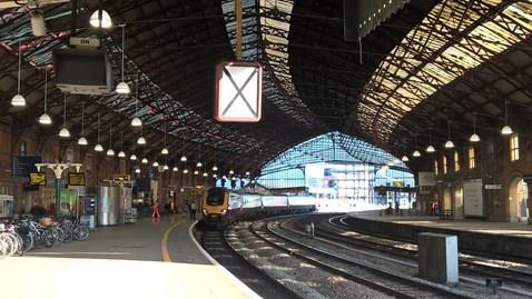 Bristol Temple Meads Platform 3