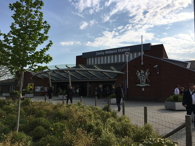 Derby gets the green light as rail industry confirms dates for Derby 2018 upgrade: Derby station