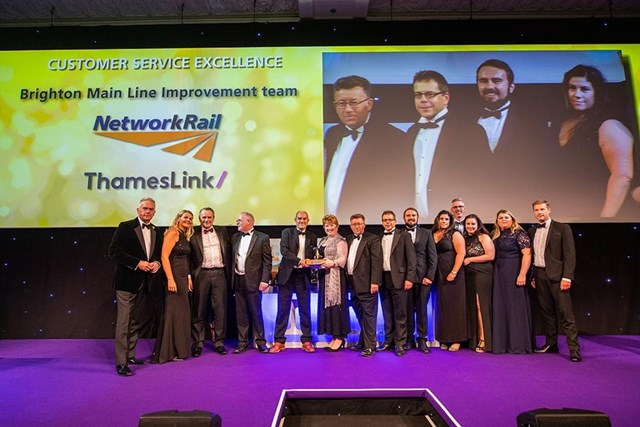 National Rail Awards 2019 Customer Service Excellence