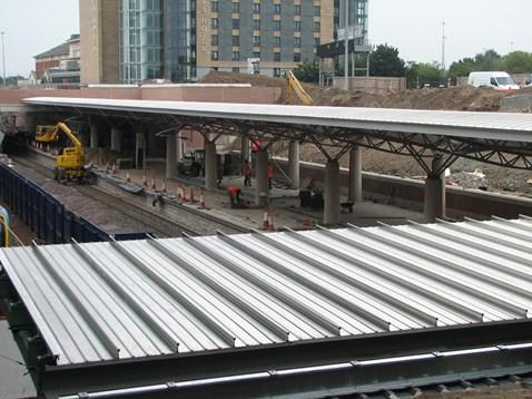 Manchester Airport Third Platform
