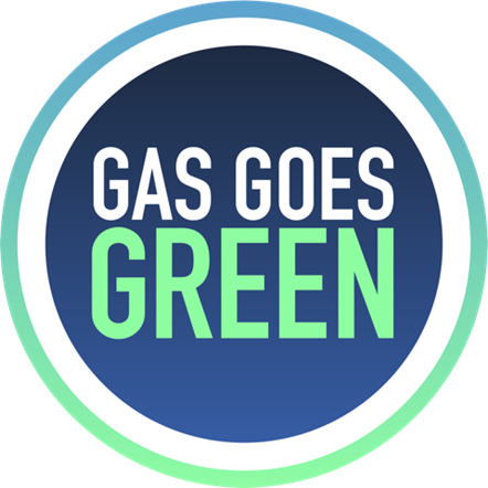 Gas Goes Green