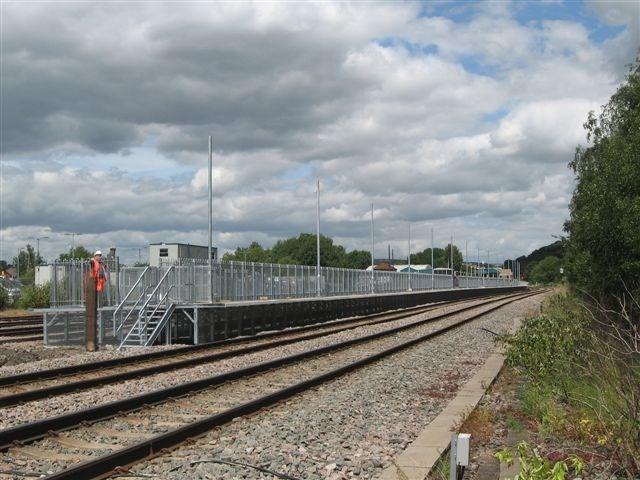 Platform 3 at Chesterfield station_1