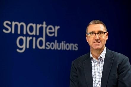 Graham Ault, co-founder, Smarter Grid Solutions