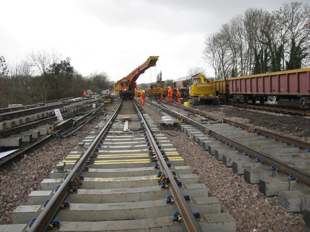 Christmas railway upgrade work in Sussex just four weeks away: Christmas railway upgrade work in Sussex just four weeks away: Upgrading the Brighton Main Line - Christmas 2013