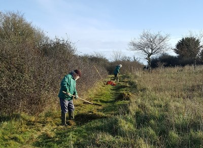 Winter path cutting (3)