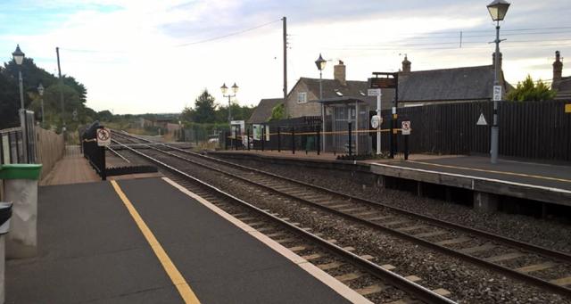 Tackley Station