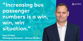 Arriva Blog: Strengthening the bus network in the North of England: Copy of L1 Clients Twitter post template (8)