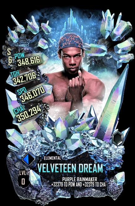 WWESC S6 Velveteen Dream Elemental