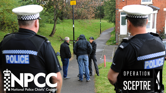 All police forces join week long knife crime operation: Twitter Image 2