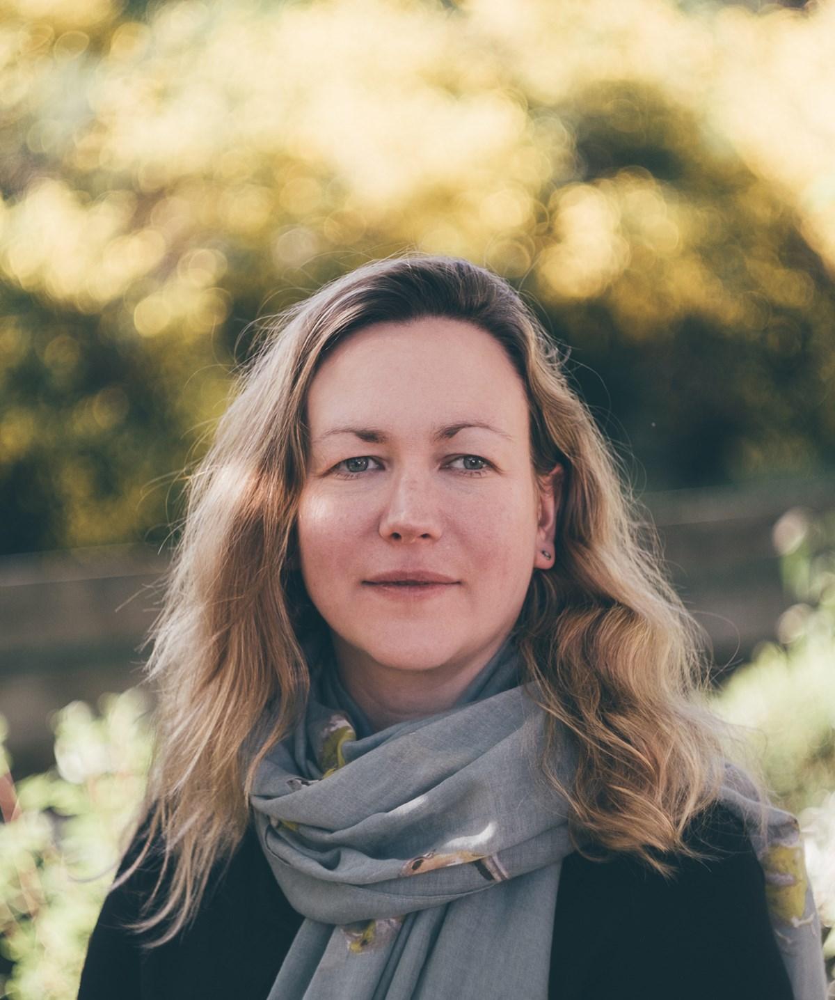 Helen Sedgwick (copyright Michael Gallacher)