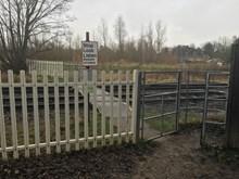 Long Lane level crossing, Attenborough