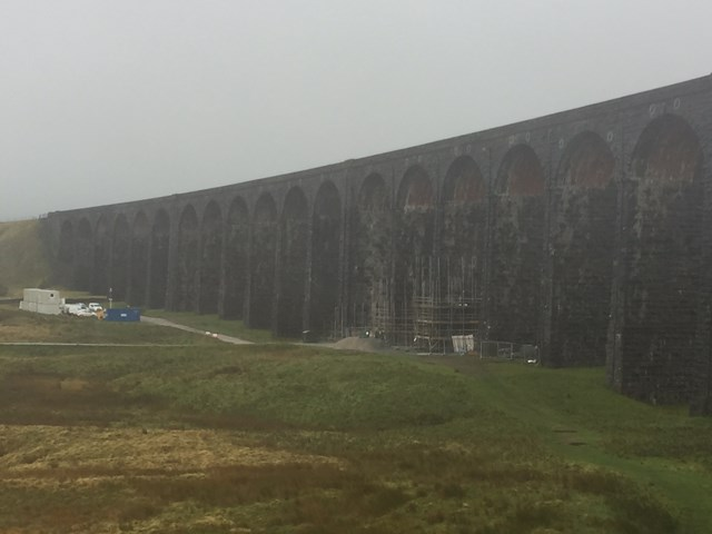 Ribblehead viaduct aka Batty Moss viaduct