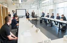 Siemens Mobility Goole apprentices 3