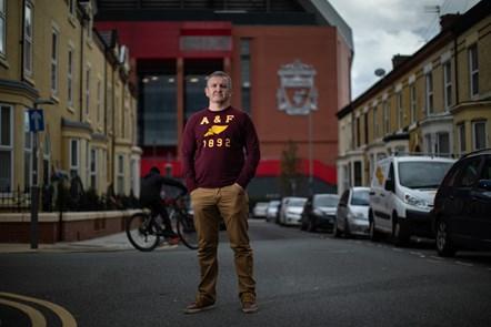 Peter Owens Talk Liverpool PTSD case study winter issue 2020 (5): Peter Owens, Hillsborough disaster survivor