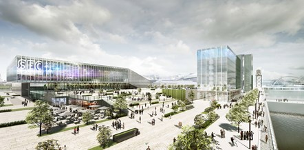 Scottish Event Campus (SEC) Submits Planning Application to Create Global Facility for World Class Events: SEC campus smaller