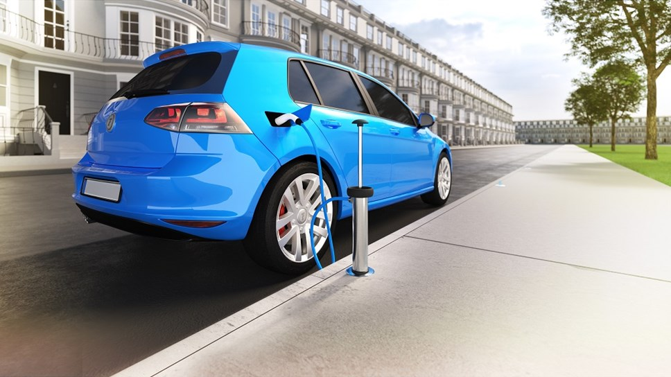 Widespread electric vehicle use boosted by £4.1m deal for new on-street charging solution: Trojan Energy