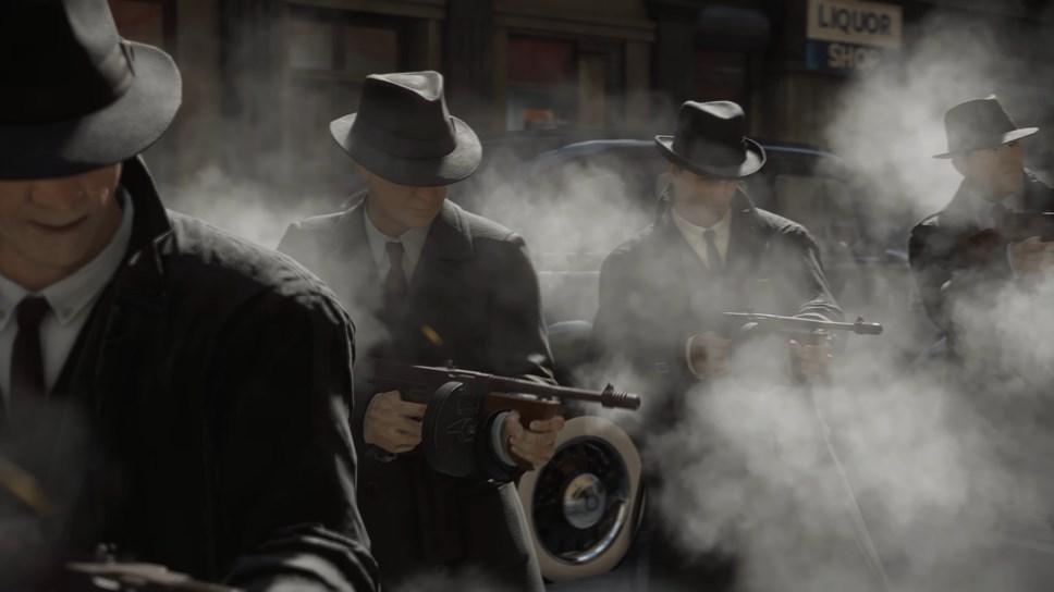 Mafia DE Action