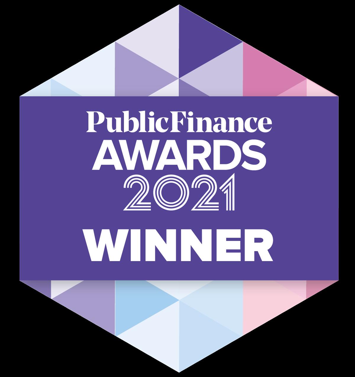 PF awards official logos Winner