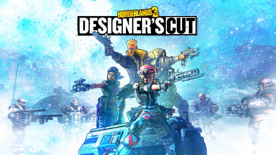 BL3 Designer's Cut Key Art