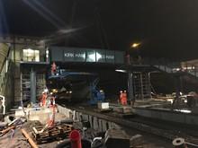 Kirkham and Wesham bridge lift